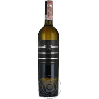 Вино Alte Rocche Bianche Gavi белое сухое 12% 0,75л