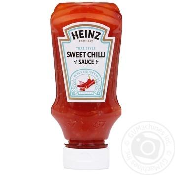 Heinz Thai Sweet Chili Sauce 220ml - buy, prices for Auchan - photo 1