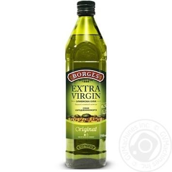 Масло Боргес оливковое экстра вирджин 750мл - купить, цены на Novus - фото 1