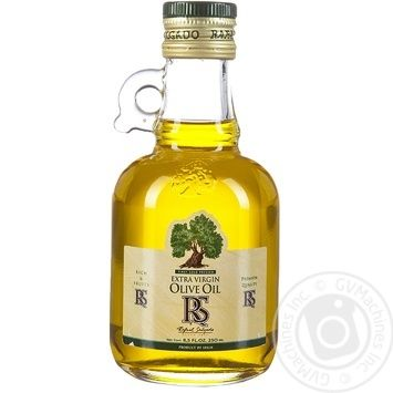 Масло Rafael Salgado оливковое экстра вирджин первого холодного отжима 250мл - купить, цены на Novus - фото 1
