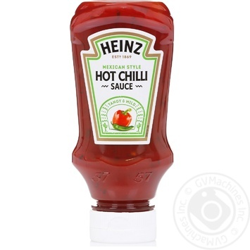 Heinz Hot Chili Sauce 220ml - buy, prices for CityMarket - photo 1
