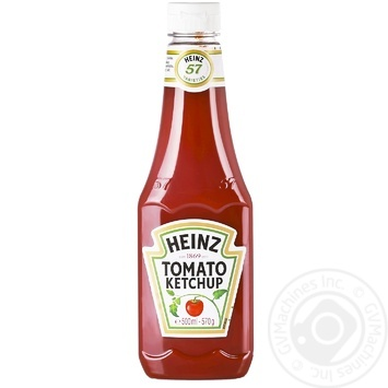 Ketchup Heinz tomato 500ml plastic bottle - buy, prices for MegaMarket - image 1