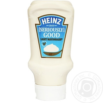 Heinz light mayonnaise 26% 400ml - buy, prices for MegaMarket - image 1