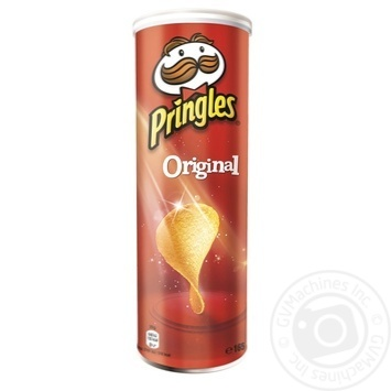 Чіпси Pringles Original 165г