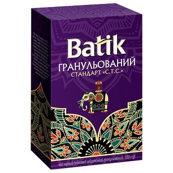 Batik Granular Black Tea 100g - buy, prices for CityMarket - photo 1