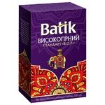 Чай Батик черный мелкий 100г