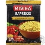 Pasta vermicelli Mivina Barbecue ready-to-cook 59.2g - buy, prices for Novus - image 1