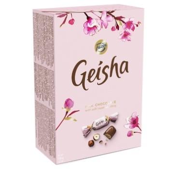 Конфеты Fazer Geisha с тертым орехом 150г - купить, цены на Novus - фото 1