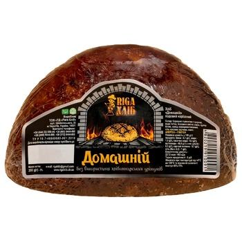 Хліб Riga Домашній бездріжджовий 200г - купити, ціни на Восторг - фото 2