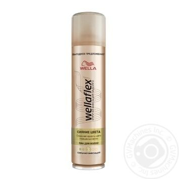 Lacquer Wellaflex for hair 400ml - buy, prices for Novus - image 2