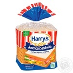 Wheat bread Harry's American Sandwich for sandwiches cut 470g