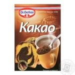 Dr.Oetker for desserts сocoa-powder 50g
