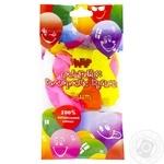 Воздушные шарики Сердца ассорти 61180/5 5шт