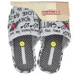 Обувь домашняя Gemelli женская Ньюс 5 в ассортименте