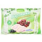 Belaya Byaroza Dumplings with Black Currant and Cherry 333g