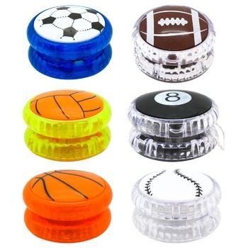 Sport Yo-Yo Toy in Assortment