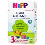 Суха молочна суміш HiPP Junior Organic 3 500г