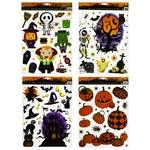 Halloween Stickers 30*42cm in assortment