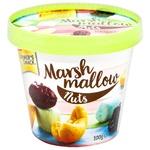 Суміш горіхів і сухофруктів Farmer's Snack Marshmallow Nuts з зефіром 100г
