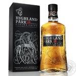 Highland Park 18 yrs Whisky 43% 0.7l - buy, prices for Novus - image 1