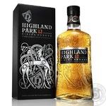 Віскі Highland Park 12років 40% 0,7л