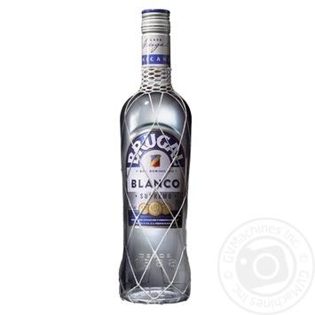 Brugal Rum Blanco Supremo 40% 0,7l - buy, prices for Furshet - image 1