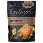 Pripravka Exclusive Professional Seasoning without Salt to  Fish 45g