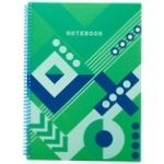 Viva Mexico Notebook 285x230mm 80 Sheets