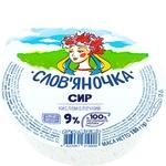 Slovianochka Homemade Cottage Cheese 9% 180g