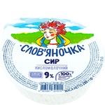 Slovianochka Homemade Cottage Cheese 9% 280g