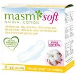 Гигиенические прокладки Masmi Soft Ultra Day с крылышками 10шт