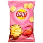 Чіпси картопляні Lay's зі смаком краба 25г