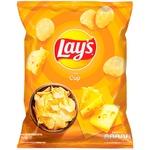 Чипсы Lay's картофельные со вкусом сыра 71г