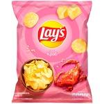 Чипсы Lay's картофельные со вкусом краба 71г
