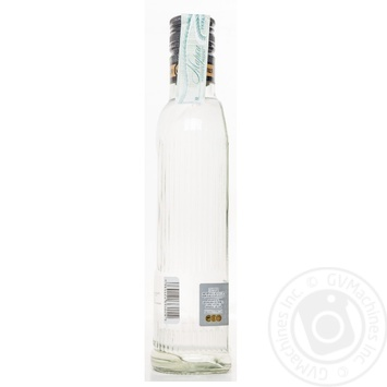 Khortytsia Vodka Silver cool 40% 375ml - buy, prices for CityMarket - photo 4