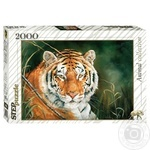 Пазли Step Puzzle 2000 960*680 арт.Тигр