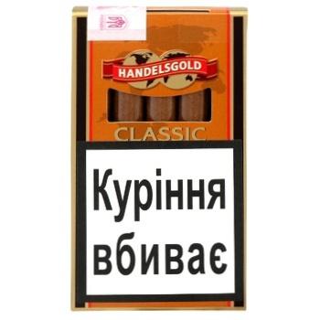 Сигары Handelsgold Classic - купить, цены на СитиМаркет - фото 1