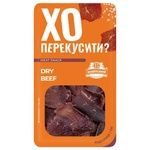 Чипсы говяжьи Бащинский Dry Beef сырокопченые высшего сорта 50г