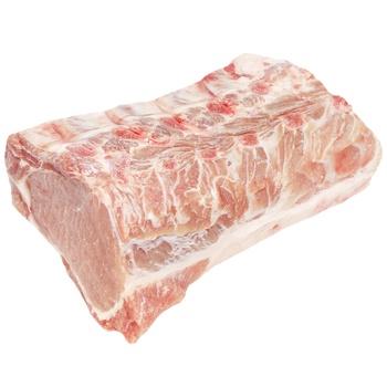 Корейка свиняча на кістці охолоджена