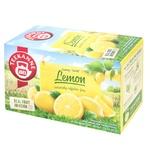 Чай фруктовый Teekanne Sunny Sweet Лимон 20х2,5г