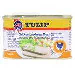 Консервы Tulip Мясо кур тушеное 200г