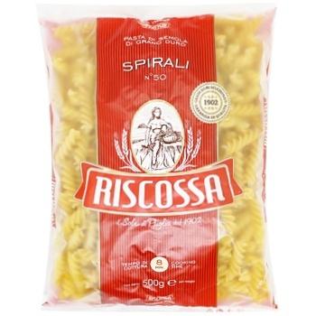 Макаронні вироби Riscossa №50 Spirali 500г