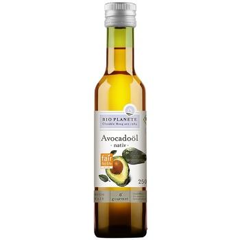 Bio Planete Organic Unrefined Avocado Oil 250ml - buy, prices for CityMarket - photo 1