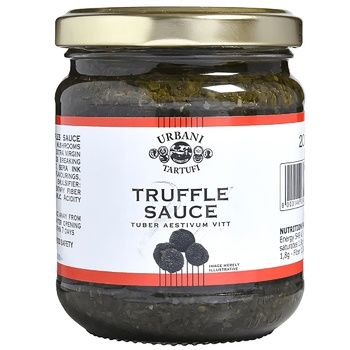 Urbani Tartufi Sauce with Champignons and Summer Truffles 200g - buy, prices for CityMarket - photo 1