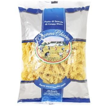 Pasta fusilli Donna chiara 500g Italy - buy, prices for CityMarket - photo 1