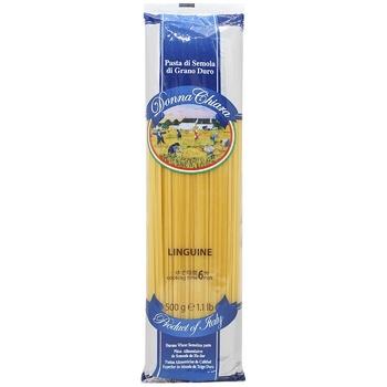 Макаронные изделия Donna Chiara Лингвини из твердых сортов пшеницы 500г