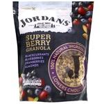 Гранола Jordans Super Berry з ягодами 550г