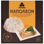 Торт-морозиво Рудь Наполеон 800г