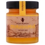 Honey Medyk vedmedyk sunflower 250g glass jar
