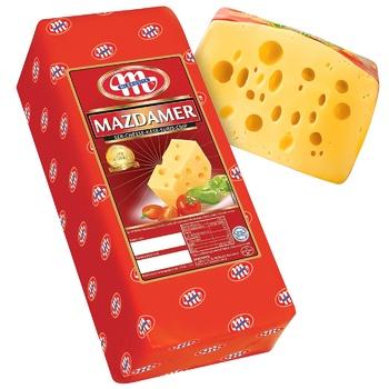 Сыр Mlekovita Мааздамер твердый 45%